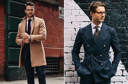 男 短 版 大衣