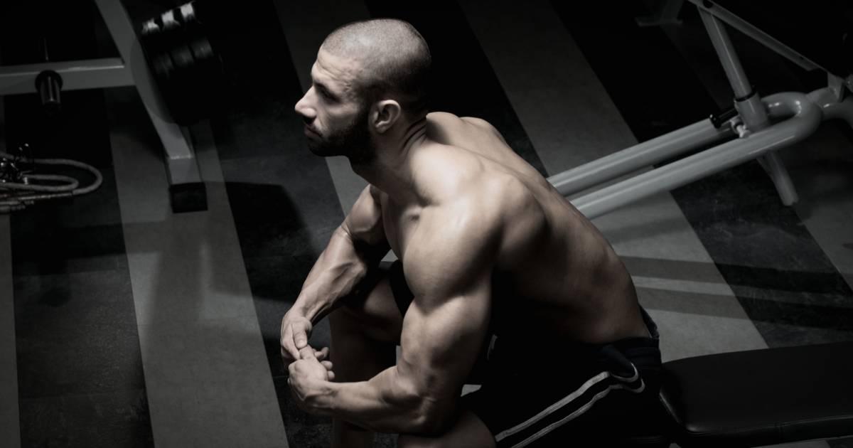 训练也会过度,阻碍肌肉生长,影响正常生活 - 图片1